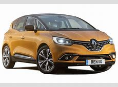 Renault Scenic MPV 2019 review Carbuyer