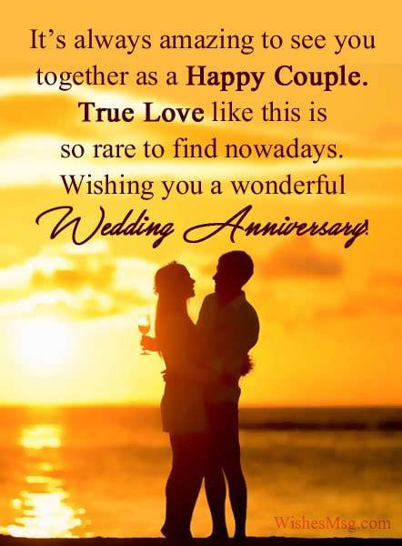happy wedding anniversary wishes  messages wishesmsg