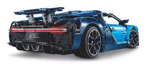 lego technic bugatti chiron 42083 bugatti chiron races into the lego technic line