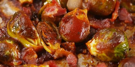 sprouts brussels recipe bacon bbq apple hula barbecue imperial sauce born naturlich