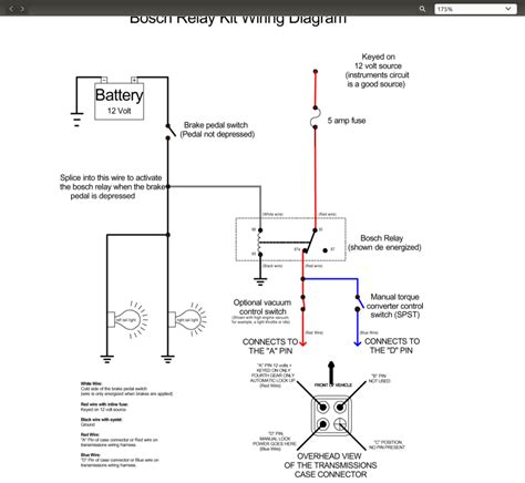 Gm 700r4 Transmission Wiring Diagram by 200r4 Lock Up Trifive 1955 Chevy 1956 Chevy 1957
