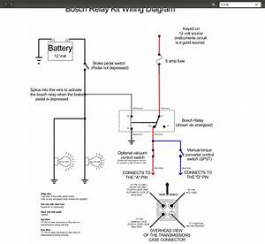 200r4 Wiring Diagram