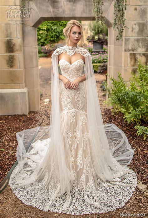 naama anat couture wedding dresses fall  wedding inspirasi