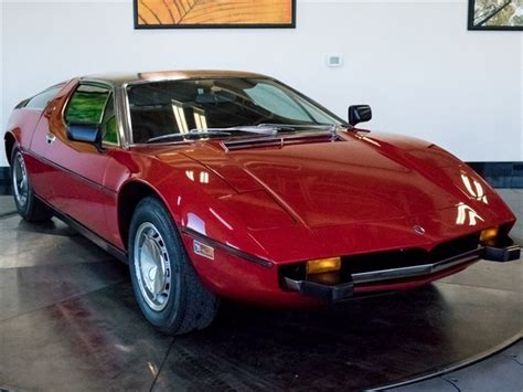 Maserati Of Denver by Pre Owned 1973 Maserati Bora In Highlands Ranch M7171