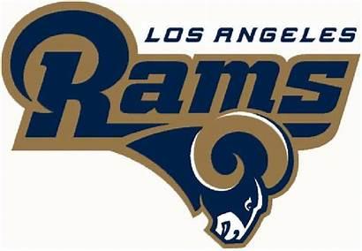 Rams Angeles Los Nfl Football Logos Louis