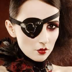 Eye Patch Woman