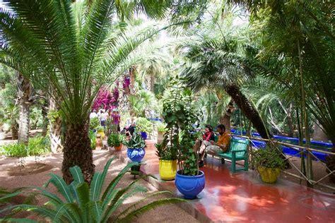 Jardin Majorelle  Der Schönste Garten In Marrakesch