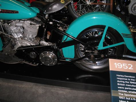 original paint blue 1948 1957antique and vintage harley davidsonsharley davidson motorcycles