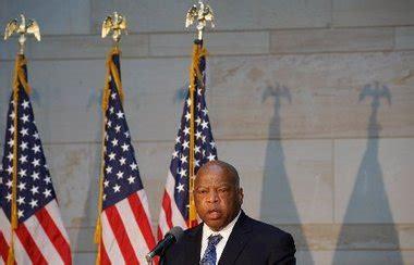 civil rights leader john lewis endorses rep bill pascrell