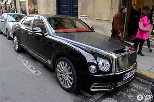 Bentley Mulsanne 2016 : bentley mulsanne 2016 26 november 2016 autogespot ~ Maxctalentgroup.com Avis de Voitures