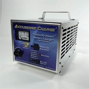 Batterie Golf 4 : 48 volt golf cart battery charger dpi gen iv ~ Carolinahurricanesstore.com Idées de Décoration