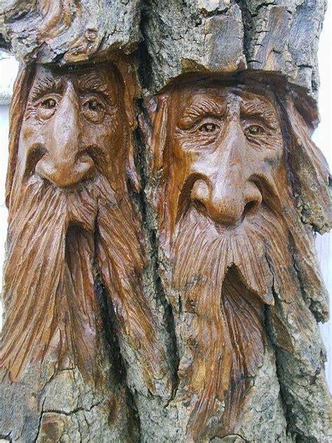 wood sculpture  wood spirit carvings  indian