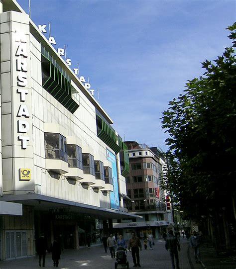 Hm Frankfurt Zeil by Karstadt