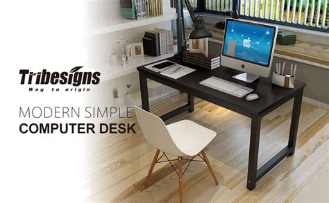 Office Desk Johor by Tribesigns Modern Simple Style Computer Desk