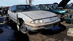 1989 Pontiac Grand Prix Coupe While It Was Possible To Buy A New W