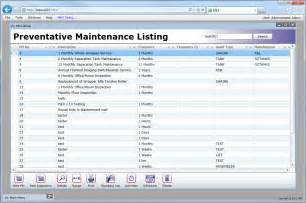 Auto Maintenance Schedule Spreadsheet by Vehicle Preventive Maintenance Template Excel Http