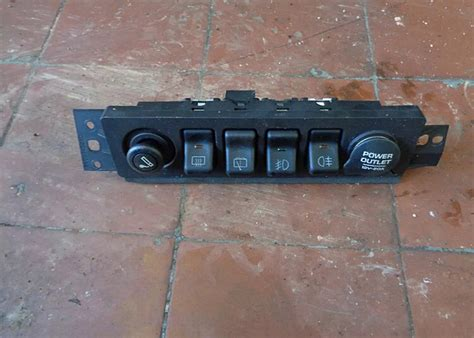 jeep police package police package switch panels jeep cherokee forum