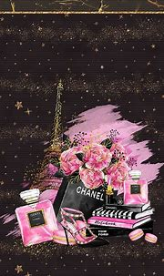 Paris & Chanel (Wallpapers) | ReeseyBelle | Chanel ...