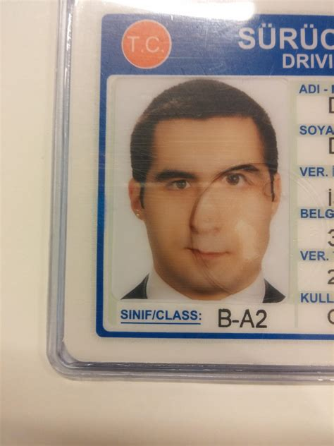 driving licence    worse