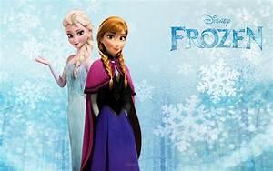 Anna and Elsa Disney FROZEN - Frozen Wallpaper (1280x800 ...