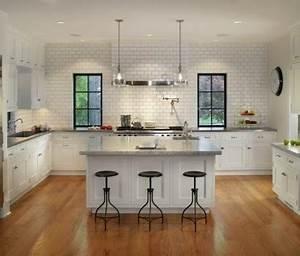 Küche U Form Mit Theke : u form k che 35 designideen f r ihre moderne ~ Michelbontemps.com Haus und Dekorationen