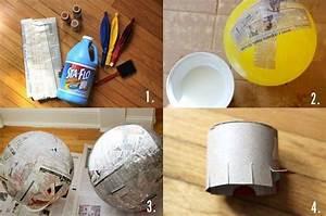 Faschingsmasken Selber Machen : pappmache herstellen mit luftballon fasching fasching maske faschingsmasken und masken ~ Eleganceandgraceweddings.com Haus und Dekorationen