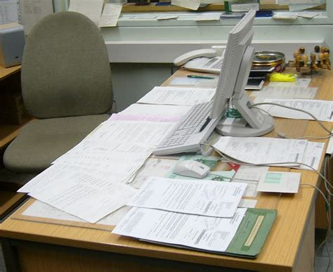 Paper On Desk by Desk Simple The Free Encyclopedia
