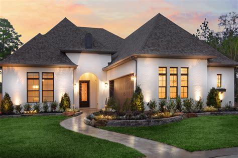 Home Design Plans Houston by Custom Homes In Houston Tx Drees Custom Homes