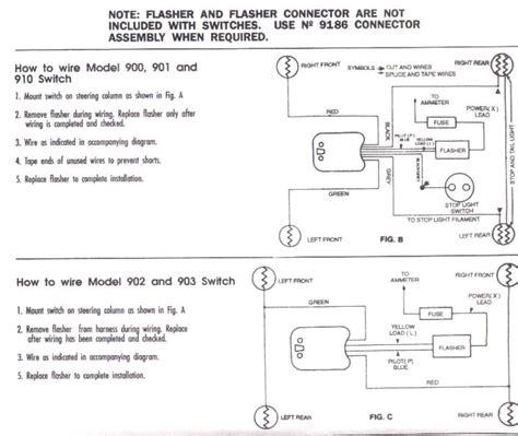 aftermarket turn signal problem help ford truck
