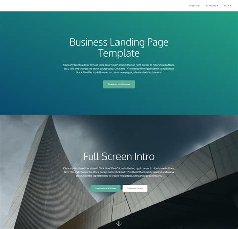Bootstrap Theme 80 Free Bootstrap Templates You Can T Miss In 2019