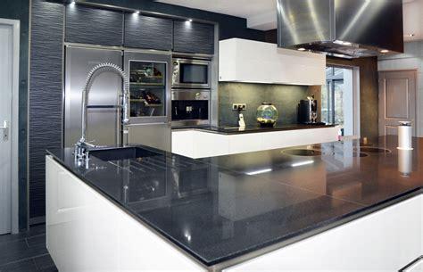 meuble central de cuisine cuisine avec ilot central pas cher inspirations avec