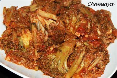 recette de cuisine orientale recette de poêlée de brocolis façon orientale
