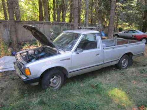 Datsun Diesel Truck by Datsun Other Bed 1980 Diesel Truck 2 2 1981 5 Speed