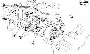 1999 Ford Expedition Heater Hose Diagram