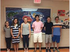 Nine Region 15 Middle School French Students Ranked Top 10