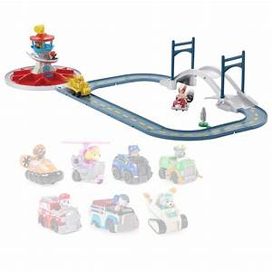 Paw Patrol Set : spin master paw patrol paw patrol launch n roll lookout tower track set ~ Whattoseeinmadrid.com Haus und Dekorationen