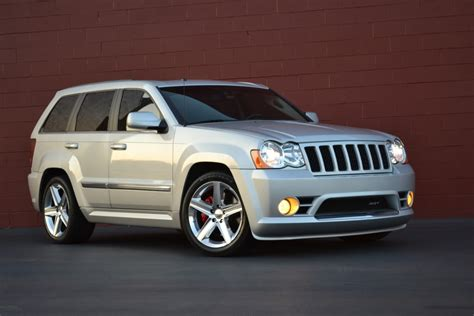 2008 Jeep Srt8... 76k, Silver, Basic Mods, In Nc
