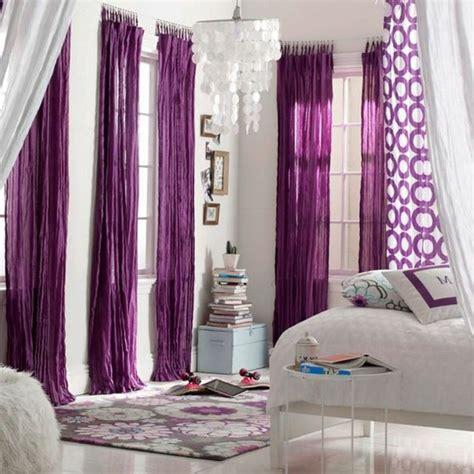 rideaux pour chambre a coucher 80 id 233 es d int 233 rieur pour associer la couleur prune