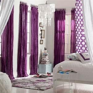 80 idees d39interieur pour associer la couleur prune for Chambre à coucher adulte moderne avec film securite fenetre