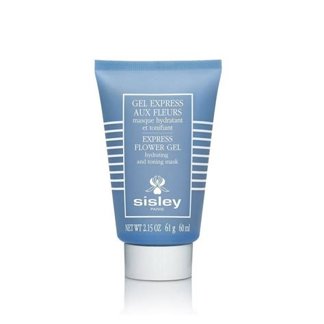 Best Sisley Skin Care Product Sisley Express Flower Gel Toning Firming And Hydrating