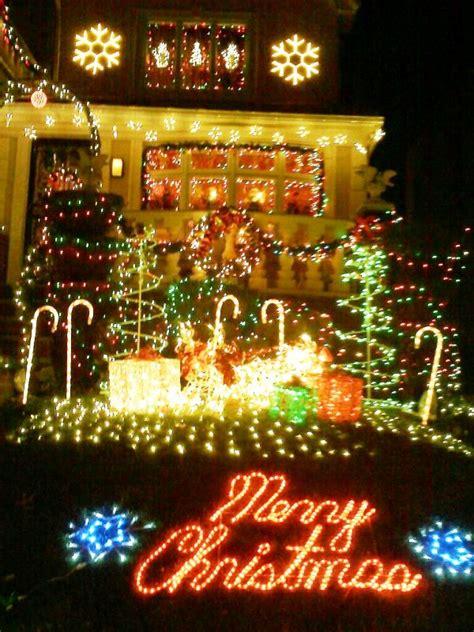 exterior christmas lights decorations ideas