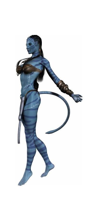 Avatar Neytiri Transparent Abatar 3m Purepng Bellas