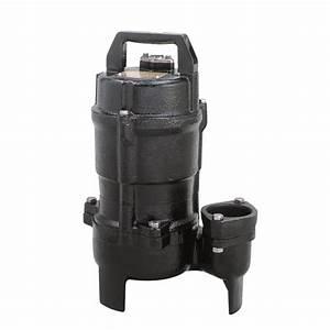 50ut2 75s Manual Sump Pump