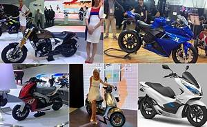 Top 5 Electric Two wheelers At Auto Expo 2018 Coming in