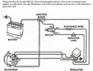 Picture Ford Alternator Wiring Diagram Internal Regulator 1977 Chevy Truck Alternator Wiring