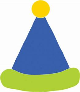 clown hat decor clown circus party decorations free With clown hat template