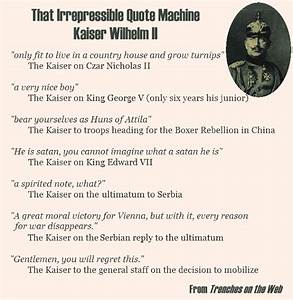 Roads to the Gr... Famous Kaiser Quotes