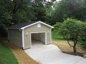 Detached Garage Construction In Rockville  Md