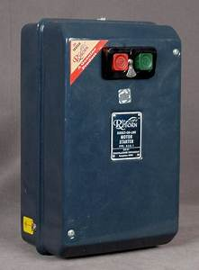 10hp Three Phase Connector Type Dol Motor Starter  Rs 1135