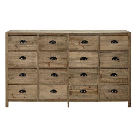 meubles chambre bebe cabinet de rangement en bois l 150 cm woodpecker maisons